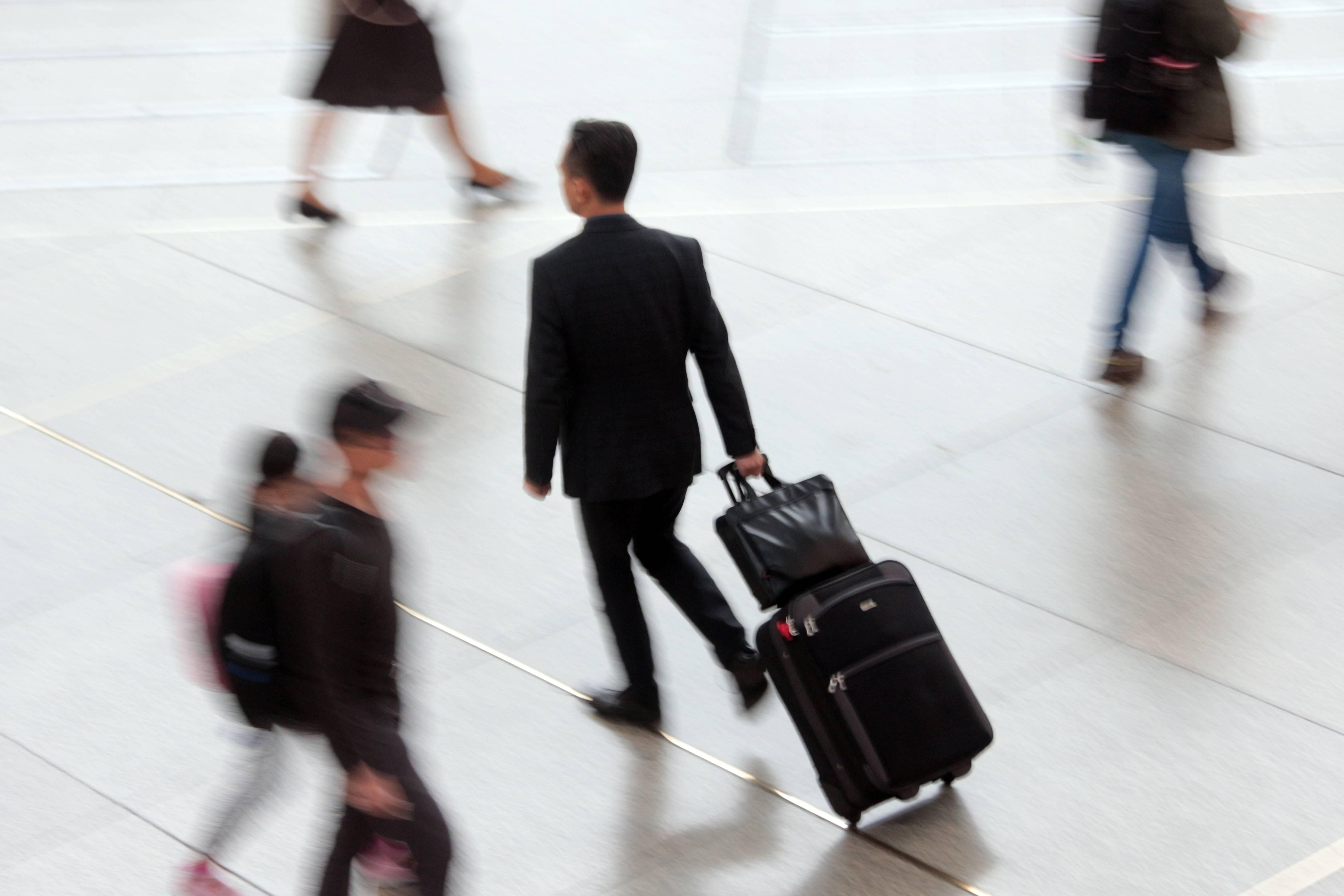Seemingly, the significance of business travel is even rising.